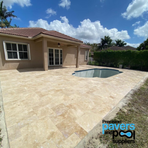 Travertine Pavers Fort Lauderdale
