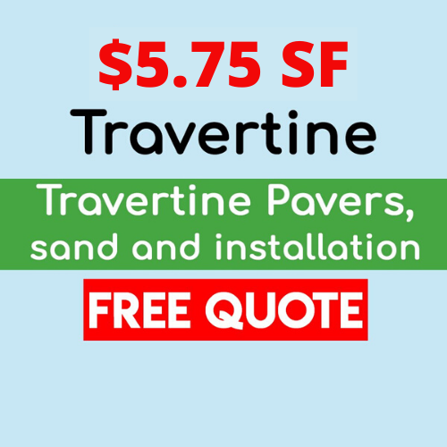 buy travertine pavers south florida